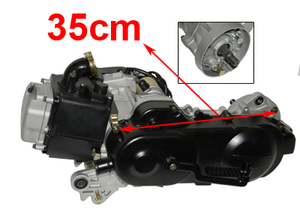 Motorblok compleet Euro 4
