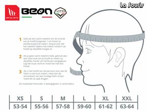 Beon • Design Luxe • Jet helm