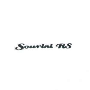 Sticker Sourini R/RS Limited