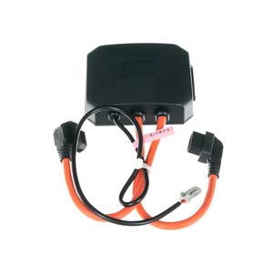 Connector 2e Lithium Accu SS-rond