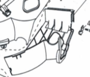 Koelkap cylinder onderzijde Euro5