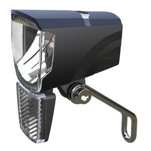 Union LED koplamp E-bike (6-44V) Spark zwart 50 Lux