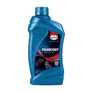 Eurol TTX Proscoot 2T Semi-Synthetic (1L)