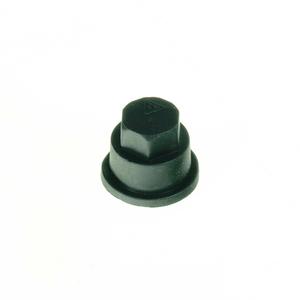 Beschermkap bout voorwiel 14mm
