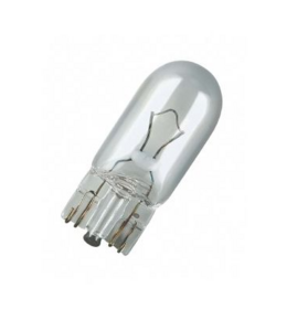 Lamp T10 12V 3W Wedge