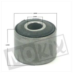 Motorsilentblok 28x10x22mm