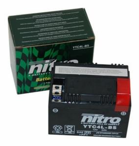 Accu NT4L-BS Gel 12V 4 Amp