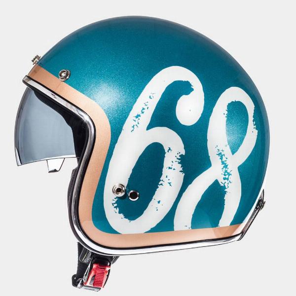 MT • Le Mans II • Jet helm