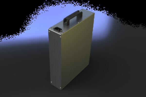 E-ID S5 | Extra Lithium Accu (23.4 Ah)