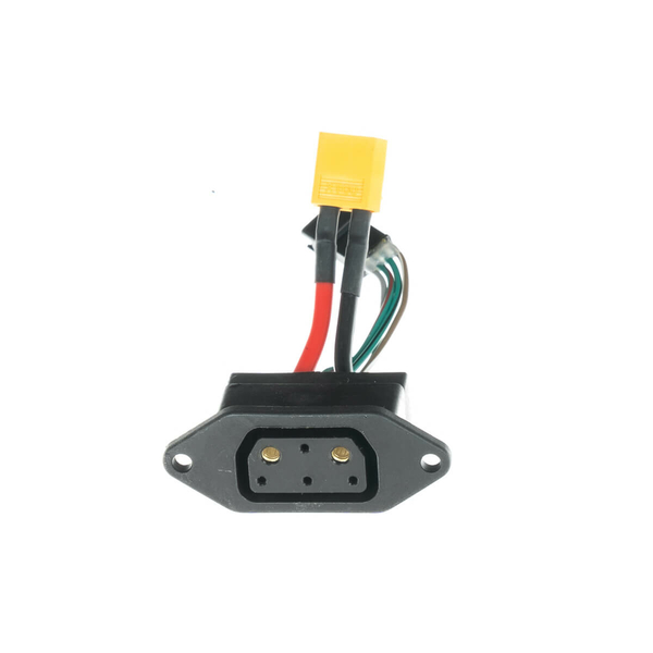 Oplaadconnector SS-rond
