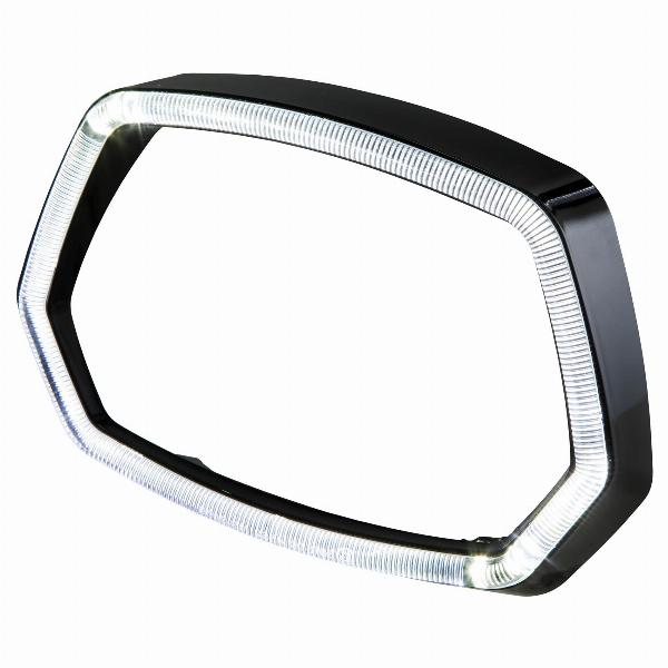 LED Koplamp unit • Helder • Zwart
