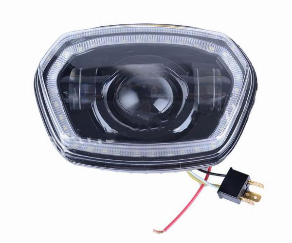 LED Koplamp unit • Helder