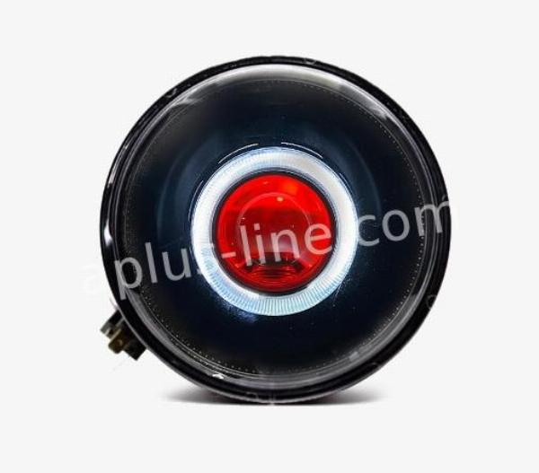 LED Koplamp unit • Rood