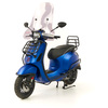 Vespa • Sprint 50 - Custom Full Option - EURO5 • Mat Blauw (blu vivace)
