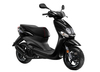 Yamaha • Neo's 4 • Midnight Black (Zwart)