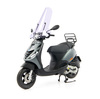 Piaggio • Zip SP Custom Full Option E5 • Mat Titanium