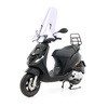 Piaggio • Zip SP Custom Full Option E5 • Mat Zwart