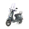 Vespa • Sprint 50 - Custom Full Option - EURO5 • Nano Grijs (Nano Grey)
