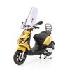 Piaggio • Zip SP Custom Full Option E5 • Porsche Gold