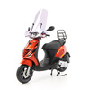 Piaggio • Zip SP Custom Full Option E5 • Amber-Orange