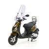 Piaggio • Zip SP Custom Full Option E5 • Maronne Brons