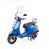 Vespa • Sprint S 50 - Full Option  - EURO5 • Blauw Vivace