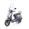 Vespa • Sprint S 50 - Full Option  - EURO5 • Mat Grijs (Grigio Titanio)