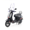 Vespa • Sprint S 50 - Full Option  - EURO5 • Mat Zwart (Matt Opaco Black)