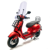 Vespa • Sprint 50 - Custom Full Option - EURO5 • Candy Red