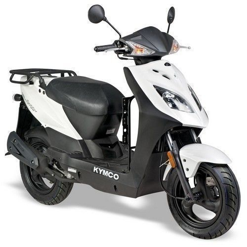 Kymco • Delivery • Wit