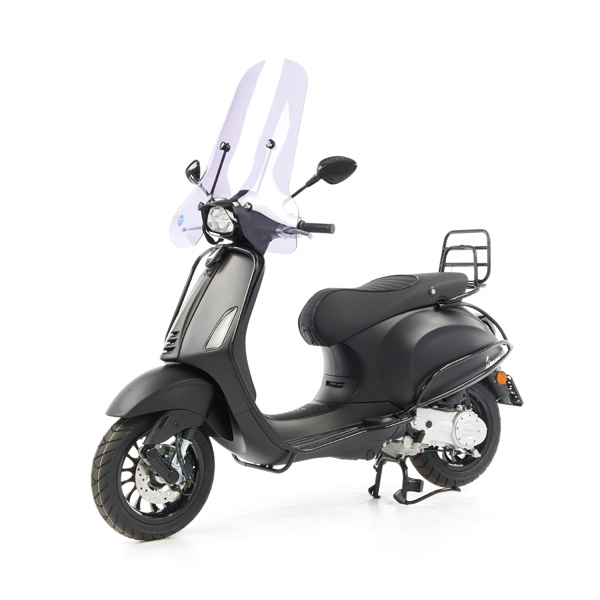 Vespa Sprint 50 - Notte Full Option  • Mat Zwart (nero notte)