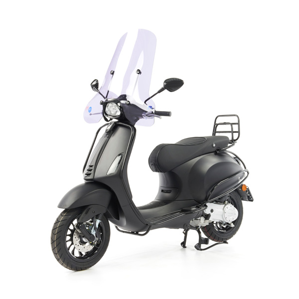 Vespa Sprint 50 - Notte Full Option  • Mat Zwart (nero notte) (2)