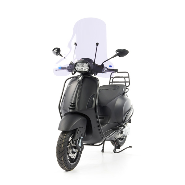 Vespa Sprint 50 - Notte Full Option  • Mat Zwart (nero notte) (3)