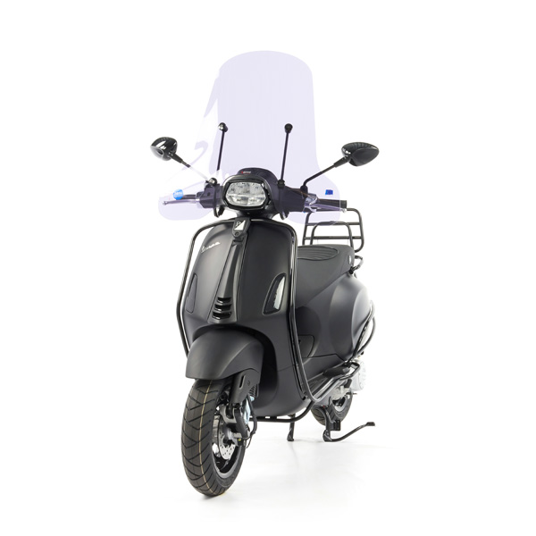 Vespa Sprint 50 - Notte Full Option  • Mat Zwart (nero notte) (7)