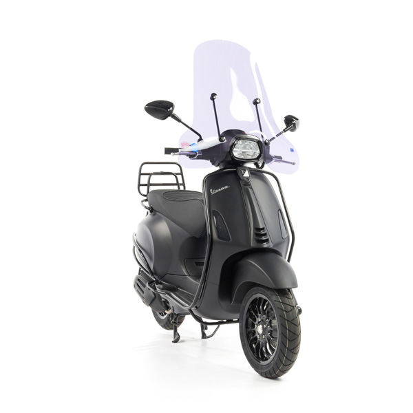 Vespa Sprint 50 - Notte Full Option  • Mat Zwart (nero notte) (8)