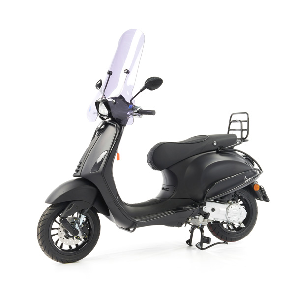 Vespa Sprint 50 - Notte Full Option  • Mat Zwart (nero notte) (9)