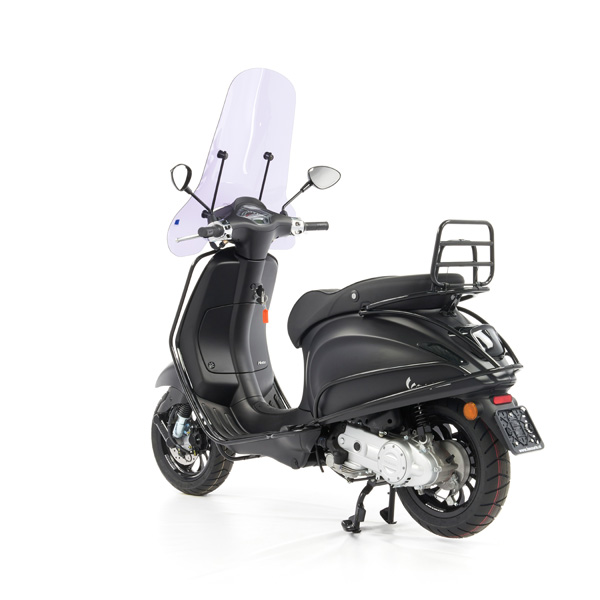 Vespa Sprint 50 - Notte Full Option  • Mat Zwart (nero notte) (10)