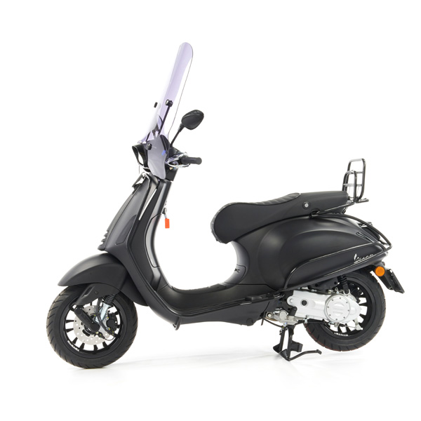 Vespa Sprint 50 - Notte Full Option  • Mat Zwart (nero notte) (11)