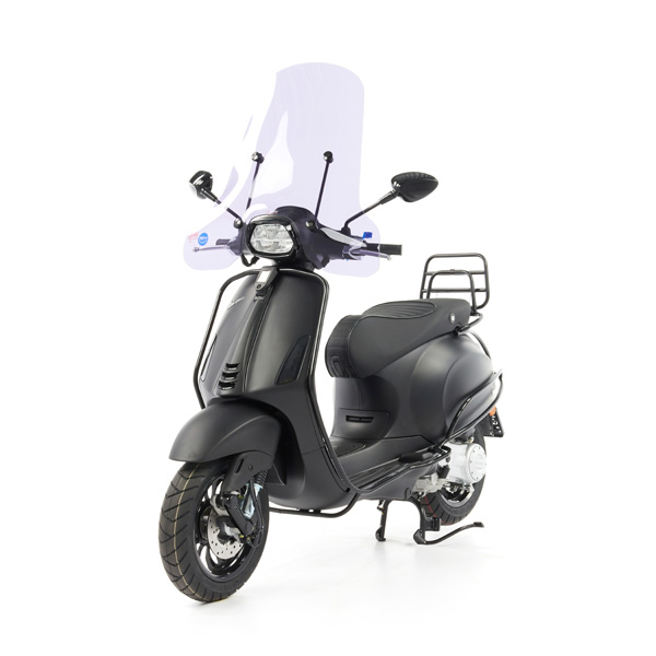 Vespa Sprint 50 - Notte Full Option  • Mat Zwart (nero notte) (12)