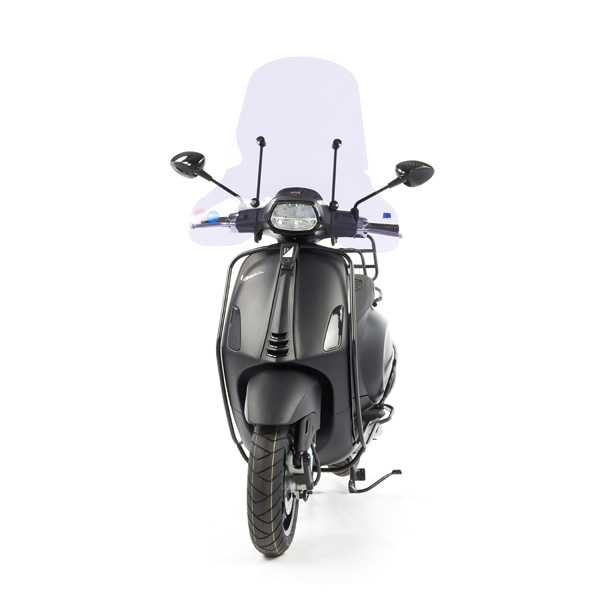 Vespa Sprint 50 - Notte Full Option  • Mat Zwart (nero notte) (13)
