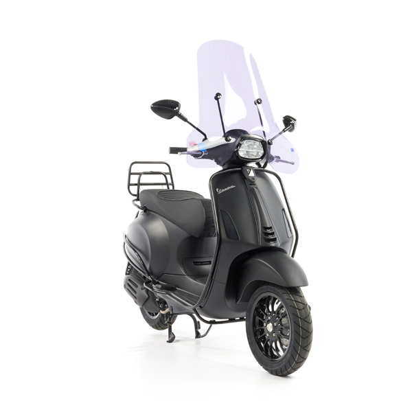 Vespa Sprint 50 - Notte Full Option  • Mat Zwart (nero notte) (14)