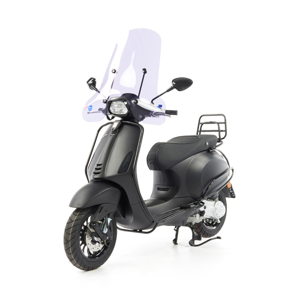 Vespa Sprint 50 - Notte Full Option  • Mat Zwart (nero notte) (17)