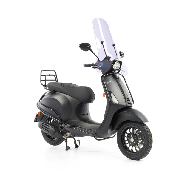 Vespa Sprint 50 - Notte Full Option  • Mat Zwart (nero notte) (18)