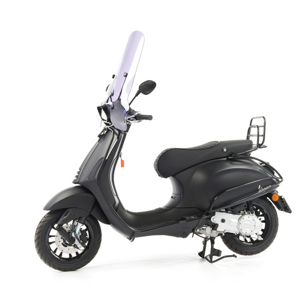 Vespa Sprint 50 - Notte Full Option  • Mat Zwart (nero notte) (19)