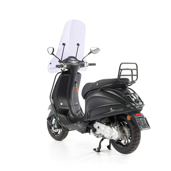Vespa Sprint 50 - Notte Full Option  • Mat Zwart (nero notte) (23)