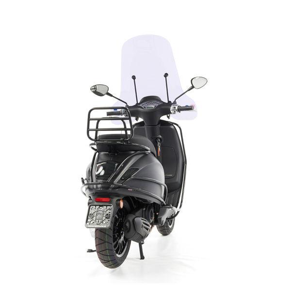 Vespa Sprint 50 - Notte Full Option  • Mat Zwart (nero notte) (25)