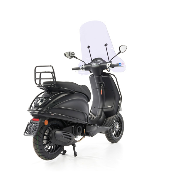 Vespa Sprint 50 - Notte Full Option  • Mat Zwart (nero notte) (26)