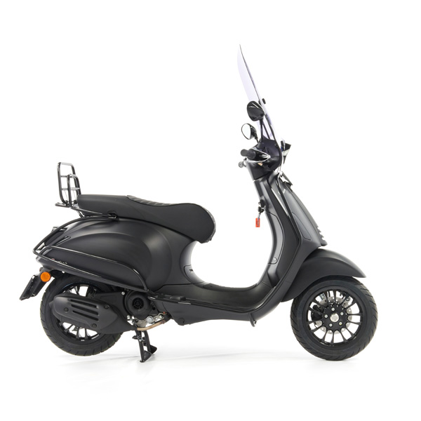 Vespa Sprint 50 - Notte Full Option  • Mat Zwart (nero notte) (29)