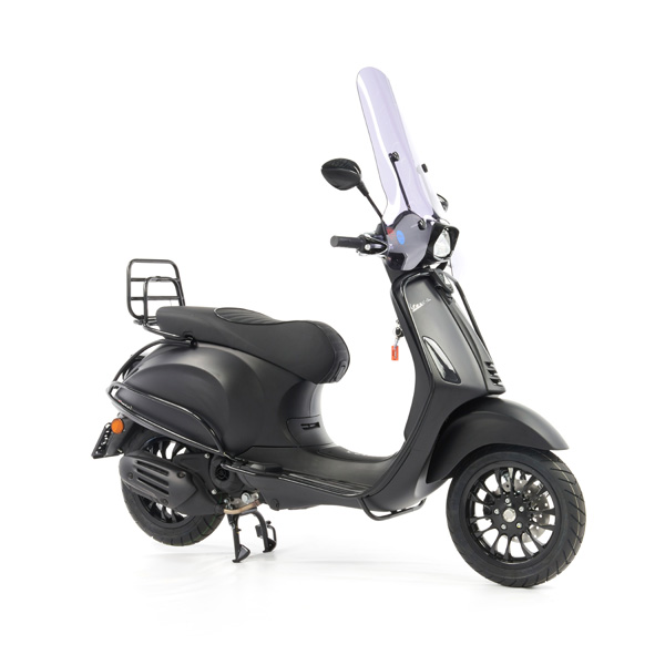Vespa Sprint 50 - Notte Full Option  • Mat Zwart (nero notte) (32)