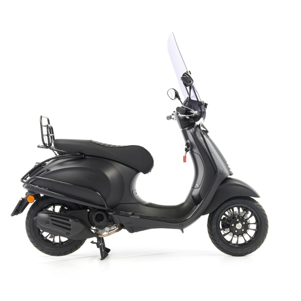 Vespa Sprint 50 - Notte Full Option  • Mat Zwart (nero notte) (40)